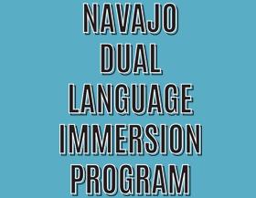 Navajo Dual Language Immersion Program
