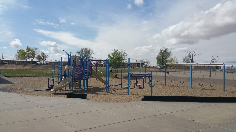 Mesa Elementary School - South Playground