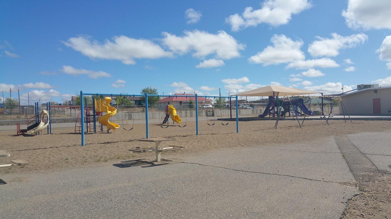 Mesa Elementary School - North Playground