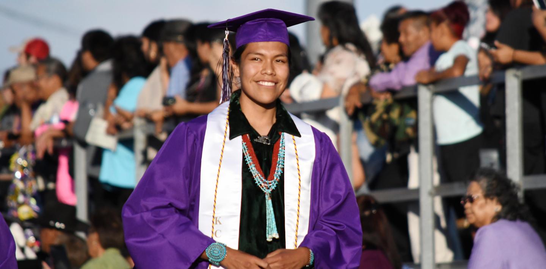 KCHS graduate