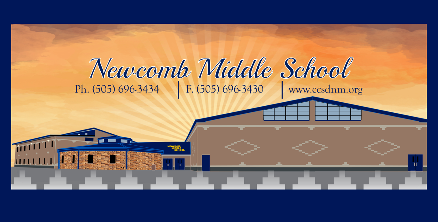 Newcomb Middle School - Header