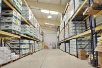 The CCSD Warehouse in Kirtland, NM