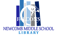 FALCONS,  Newcomb Middle School Library